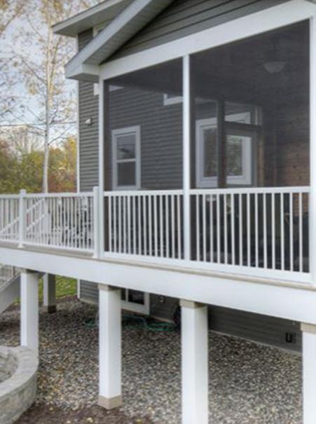 Harmony Residential Railing