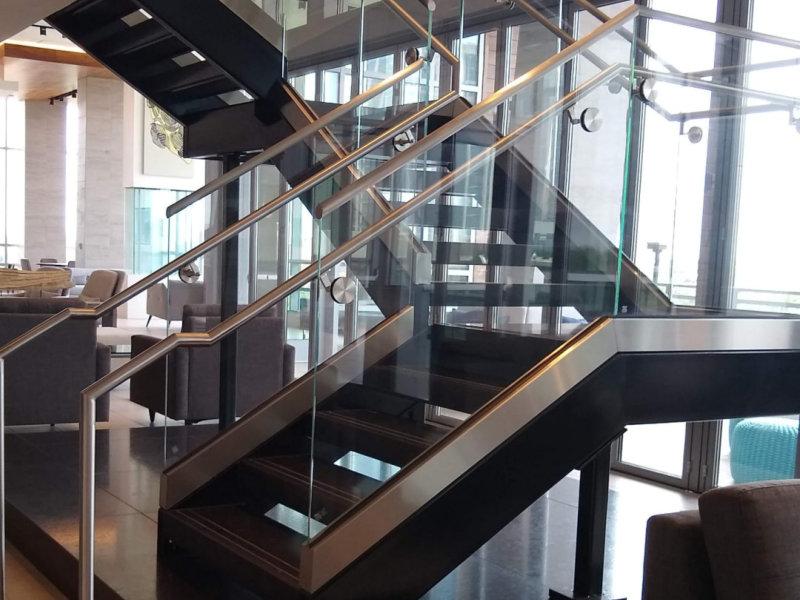 Modera Buckhead Staircase